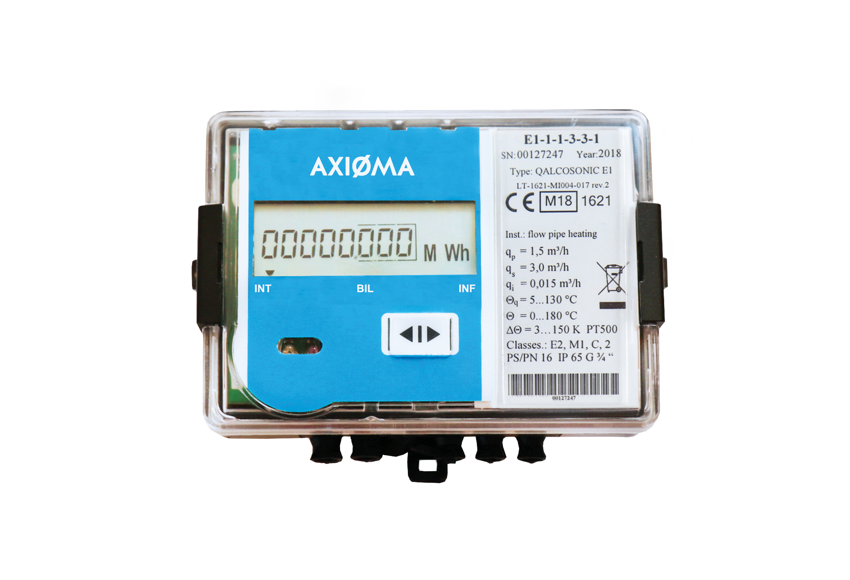 Image result for axioma e1 meter""