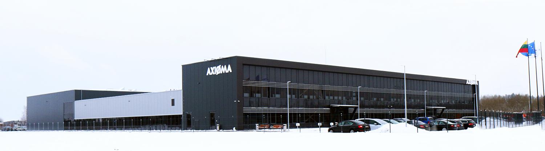 """""""Axioma Metering"""" naujos gamyklos atidarymas"""
